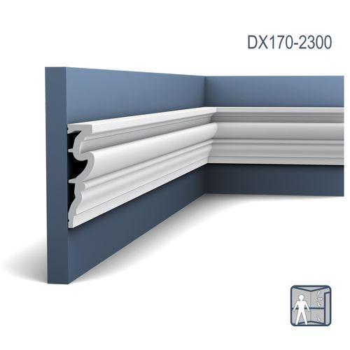 Türumrandung Stuck Orac Decor DX170-2300 LUXXUS Zierleiste Wandleiste Rahmen Dekor Element Friesleiste | 2,3 Meter – Bild 1