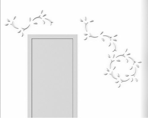 Elemento decorativo aspetto stucco decorativo soffitto parete Orac Decor G78 Lily Ulf Moritz LUXXUS  – Bild 4