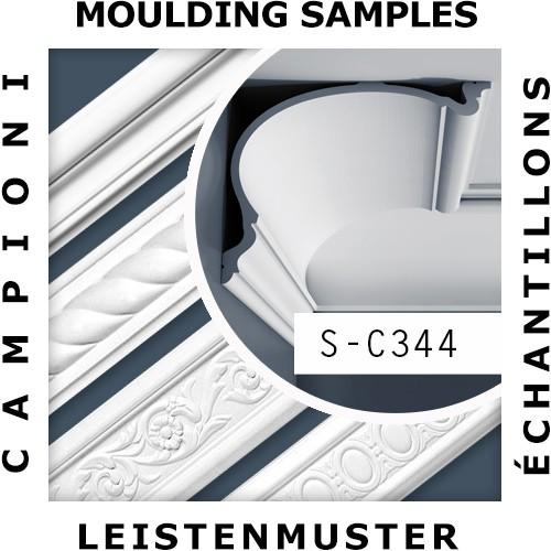 MUSTER Stückleiste Musterstück C344 – Bild 2