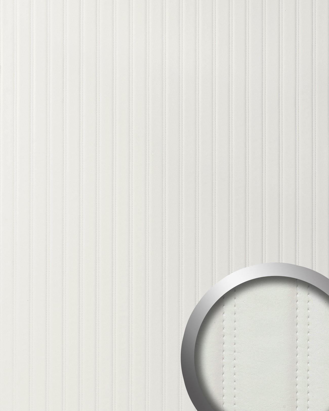 Revestimiento mural estilo cuero costuras reales wallface - Revestimiento pared autoadhesivo ...