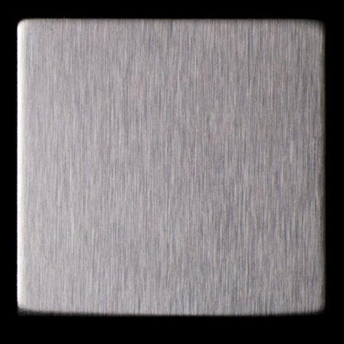Mosaïque métal massif Carrelage Acier inoxydable brossé gris Grosseur 1,6mm ALLOY Attica-S-S-B 0,85 m2 – Bild 5
