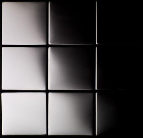 Mosaico metallo solido Acciaio inossidabile specchiato grigio spesso 1,6 mm ALLOY Attica-S-S-M – Bild 4