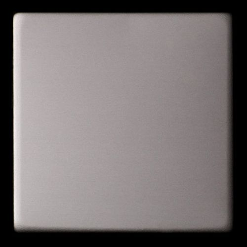 Mozaïektegels massief metaal roestvrij staal matglanzend grijs 1,6 mm dik ALLOY Attica-S-S-MA – Bild 5