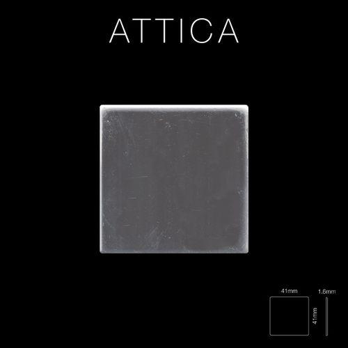 Mosaico metallo solido Acciaio inossidabile Marine specchiato grigio spesso 1,6 mm ALLOY Attica-S-S-MM – Bild 2