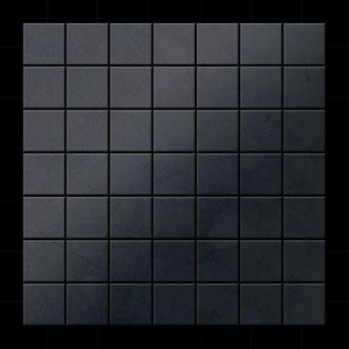 Mosaik Fliese massiv Metall Rohstahl gewalzt in grau 1,6mm stark ALLOY Attica-RS 0,85 m2 – Bild 3