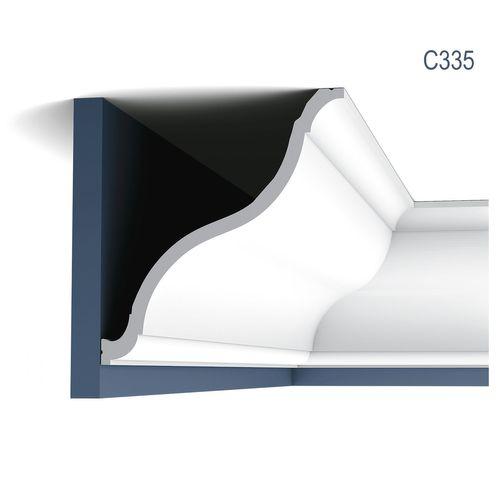 Stuckleiste Dekor Profil Orac Decor C335 LUXXUS Eckleiste Zierleiste Decken Wand Stuck Gesims Dekorleiste | 2 Meter