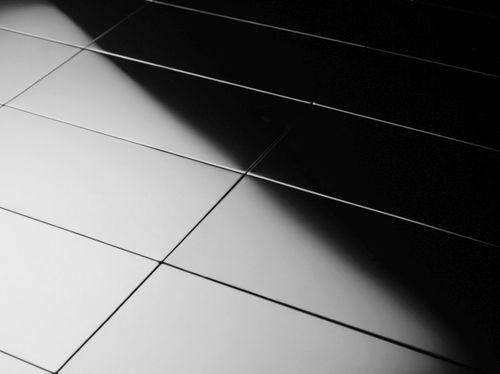 Mozaïektegels massief metaal roestvrij staal hoogglanzend grijs 1,6 mm dik ALLOY Bauhaus-S-S-M – Bild 5