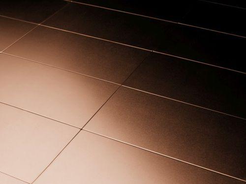 Mosaik Fliese massiv Metall Kupfer gewalzt in kupfer 1,6mm stark ALLOY Bauhaus-CM 1,05 m2 – Bild 5