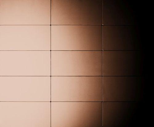 Mosaik Fliese massiv Metall Kupfer gewalzt in kupfer 1,6mm stark ALLOY Bauhaus-CM 1,05 m2 – Bild 4