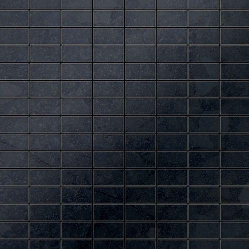 Mozaïektegels massief metaal gewalst ruw staal grijs 1,6 mm dik ALLOY Bauhaus-RS – Bild 1