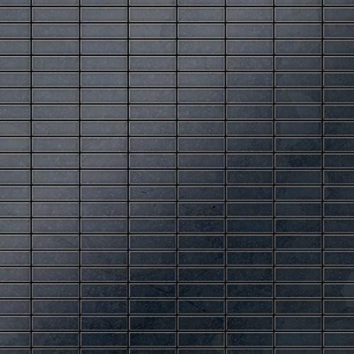 Mosaïque métal massif Carrelage Acier brut laminé gris Grosseur 1,6mm ALLOY Cabin-RS 1,01 m2 – Bild 1