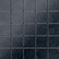 Metal Mosaic Tile Raw Steel mill grey 1,6mm Century-RS 001