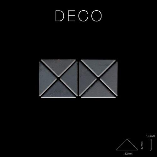 Mosaïque métal massif Carrelage Acier brut laminé gris Grosseur 1,6mm ALLOY Deco-RS 1 m2 – Bild 2