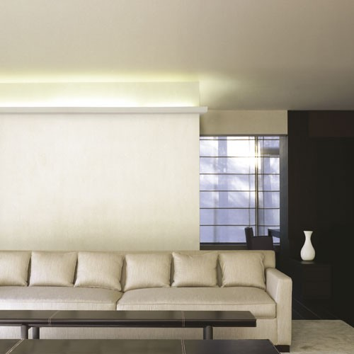 Decor C357 LUXXUS ceiling coving indirect lighting cornice moulding decoration 2 m Orac  – Bild 2