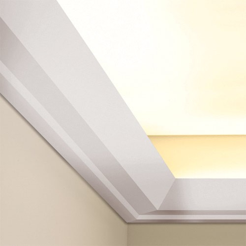 Orac Decor C358 LUXXUS cornice moulding indirect lighting ceiling coving decoration 2 m  – Bild 4