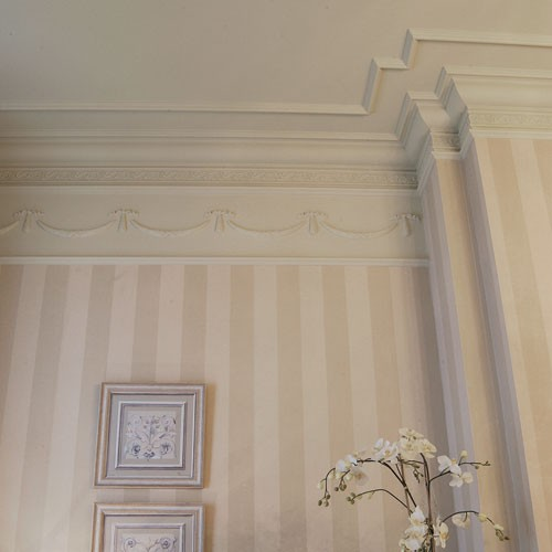 Ceiling coving decoration 2 m Indirect lighting cornice moulding Orac Decor C901 LUXXUS – Bild 2