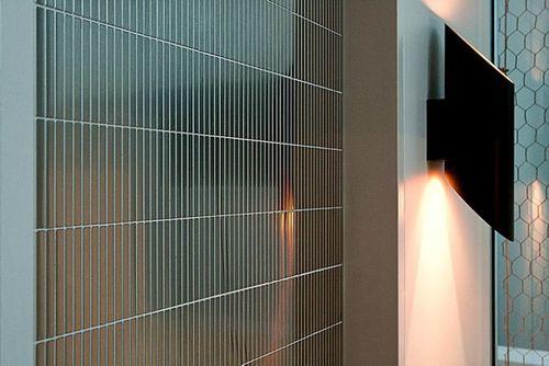 Mozaïektegels massief metaal roestvrij staal hoogglanzend grijs 1,6 mm dik ALLOY Linear-S-S-M – Bild 5