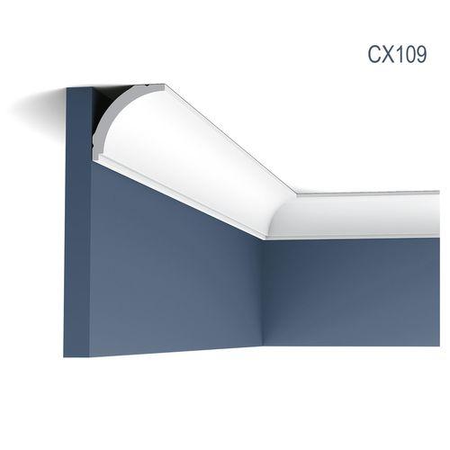Zierleiste Profilleiste Orac Decor CX109 AXXENT Stuck Profil Eckleiste Wand Leiste Decken Leiste | 2 Meter – Bild 1