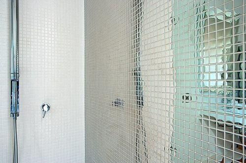 Mosaïque métal massif Carrelage Acier inoxydable Marine miroir gris Grosseur 1,6mm ALLOY Mosaic-S-S-MM 1,04 m2 – Bild 5