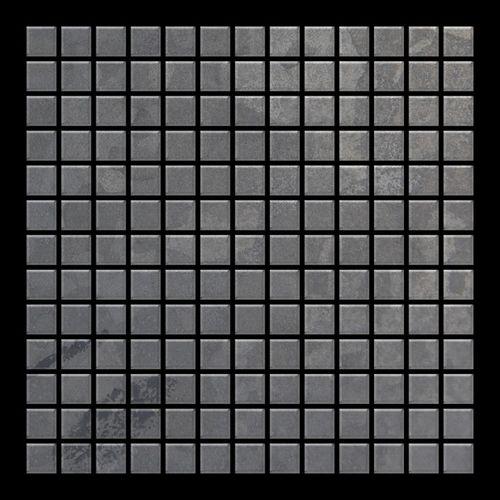 Mosaik Fliese massiv Metall Rohstahl gewalzt in grau 1,6mm stark ALLOY Mosaic-RS 1,04 m2 – Bild 3