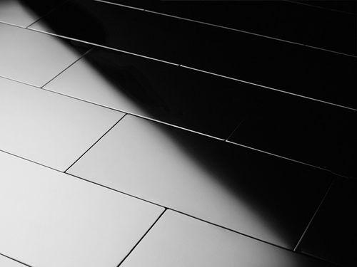 Mozaïektegels massief metaal roestvrij staal hoogglanzend grijs 1,6 mm dik ALLOY Subway-S-S-M – Bild 7