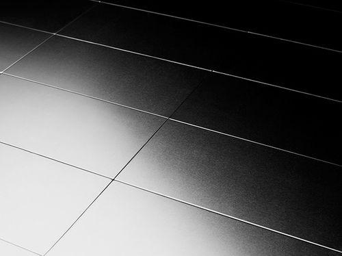 Mosaico metallo solido Acciaio inossidabile opaco grigio spesso 1,6 mm ALLOY Subway-S-S-MA – Bild 7
