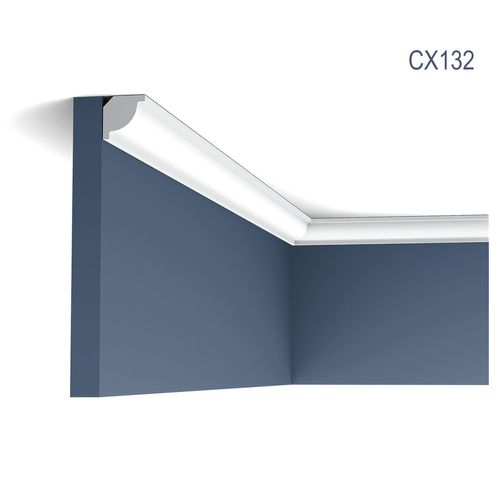 Orac Decor CX132 AXXENT Stucco Decoration 2 m Cornice Panel moulding  – Bild 1
