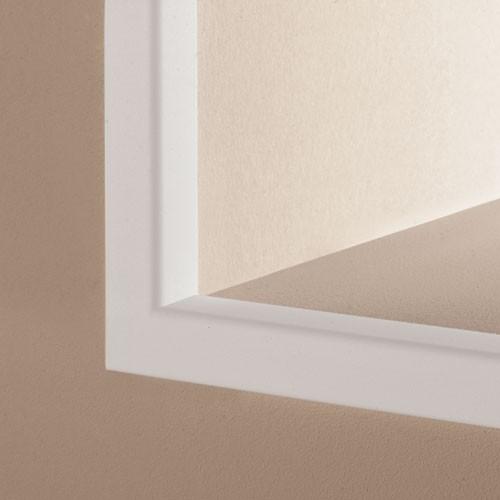 stuckleiste zierleiste profilleiste orac decor cx134 axxent kantenleiste stuck eckleiste wand. Black Bedroom Furniture Sets. Home Design Ideas