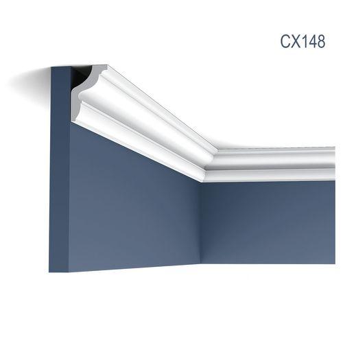 Stuck Leiste Eckleiste Orac Decor CX148 AXXENT Zierleiste Profilleiste Wand Leiste Decken Leiste | 2 Meter – Bild 1