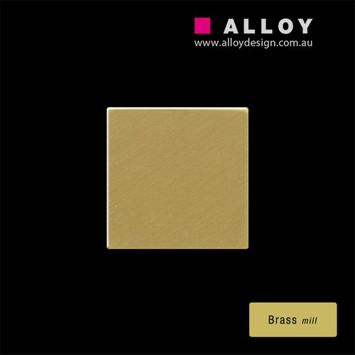 ITEM SAMPLE Mosaic S-Attica-BM | Attica Brass mill – Bild 3