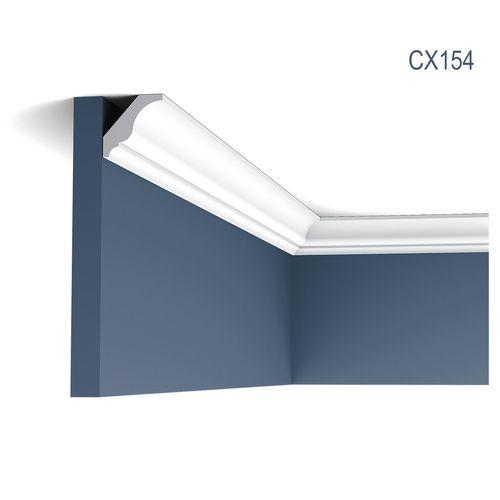 Cornice Soffitto e Parete aspetto stucco decorativo Cornicione Orac Decor CX154 AXXENT – Bild 1