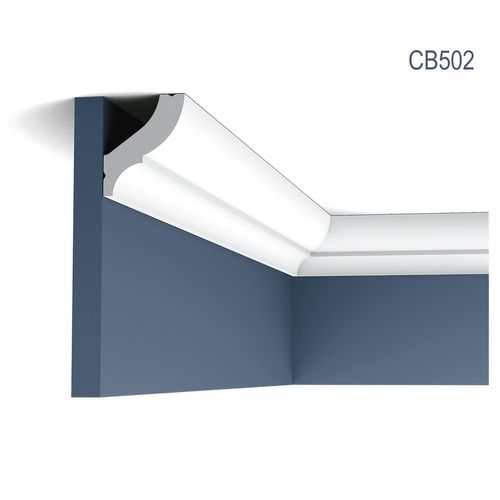 Orac Decor CB502 BASIXX Stucco Decoration 2 m Cornice Panel moulding