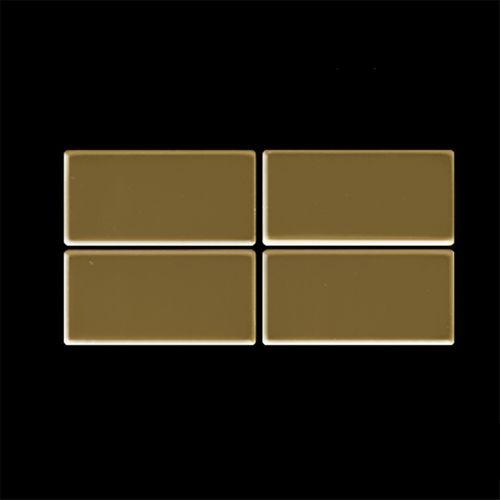 Mozaïek STAAL S-Bauhaus-Ti-GM | Collectie Bauhaus titaan Gold hoogglanzend – Bild 4