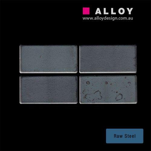 Mozaïek STAAL S-Bauhaus-RS | Collectie Bauhaus gewalst ruw staal – Bild 3