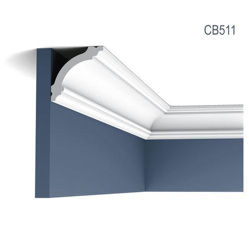 Eckleiste Stuck Orac Decor CB511 BASIXX Stuckleiste Zierleiste Stuckprofil Stuck Dekor Wand Decken Leiste | 2 Meter – Bild 1
