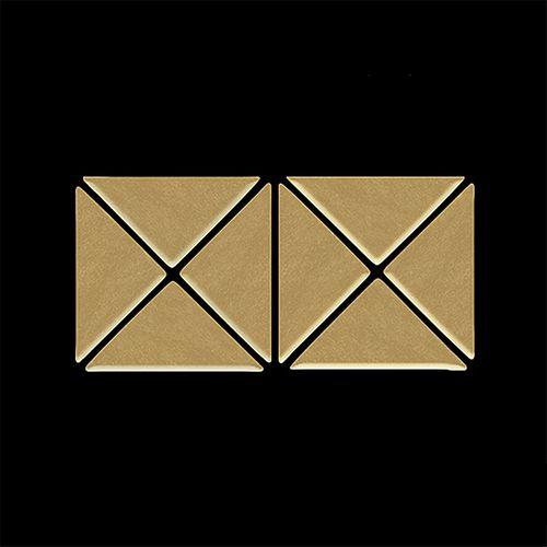 MUESTRA Mosaico S-Deco-BM | Colección Deco Latón laminado – Imagen 4