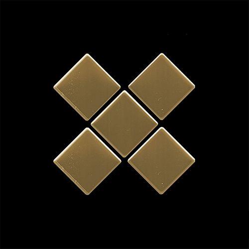 Mosaïque ÉCHANTILLON S-Diamond-Ti-GM | Collection Diamond Titane Gold miroir – Bild 4