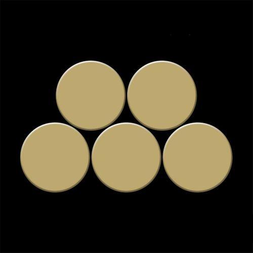 Mozaïek STAAL S-Dollar-Ti-GM | Collectie Dollar titaan Gold hoogglanzend – Bild 4