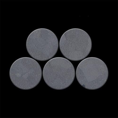 Mozaïek STAAL S-Dollar-RS | Collectie Dollar gewalst ruw staal – Bild 4