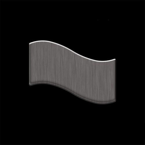CAMPIONE di mosaico S-Flux-Ti-SB | Flux Titanio spazzolato Smoke – Bild 4