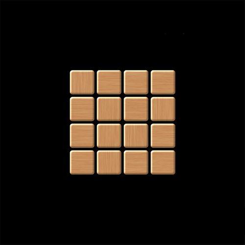 Mosaik MUSTER S-Glomesh-Ti-AB | Kollektion Glomesh Titan Amber gebürstet – Bild 4