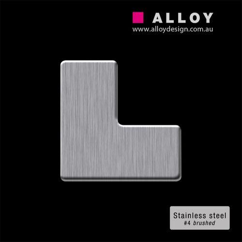 Mozaïek STAAL S-Kink-S-S-B | Collectie Kink roestvrij staal geborsteld – Bild 2