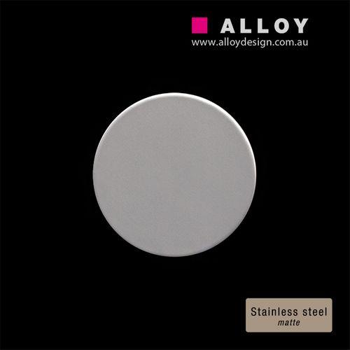 Mosaïque ÉCHANTILLON S-Medallion-S-S-MA | Collection Medallion acier inoxydable matt – Bild 2