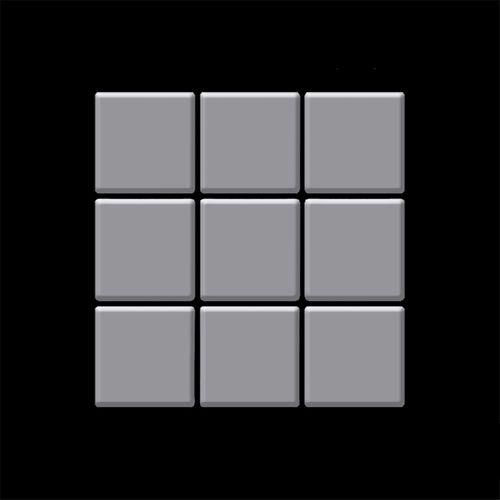ITEM SAMPLE Mosaic S-Mosaic-S-S-MA | Mosaic Stainless Steel matt – Bild 4