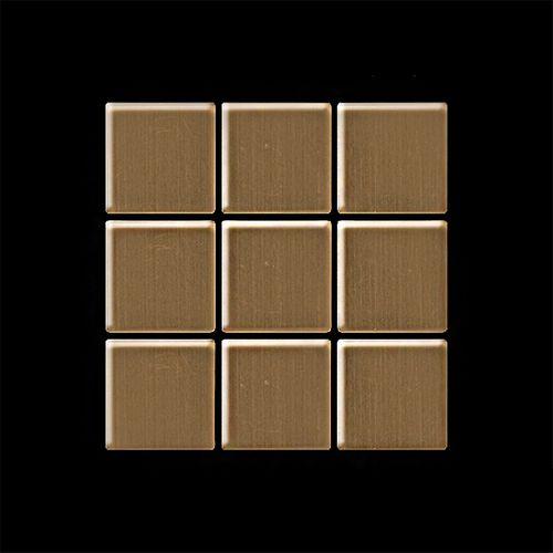 ITEM SAMPLE Mosaic S-Mosaic-Ti-AB | Mosaic Titanium Amber brushed – Bild 4
