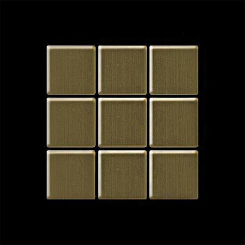 ITEM SAMPLE Mosaic S-Mosaic-Ti-GB | Mosaic Titanium Gold brushed – Bild 4