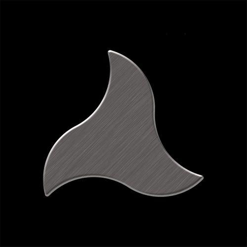 ITEM SAMPLE Mosaic S-Ninja-Ti-SB | Ninja Titanium Smoke brushed – Bild 4