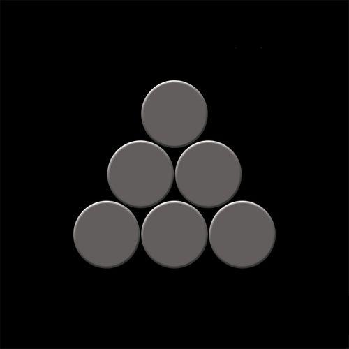 Mosaïque ÉCHANTILLON S-Penny-Ti-SM | Collection Penny Titane Smoke miroir – Bild 4