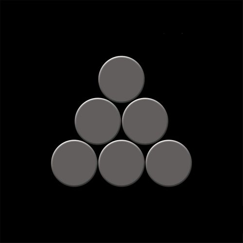 Mosaik MUSTER S-Penny-Ti-SM | Kollektion Penny Titan Smoke hochglänzend – Bild 4