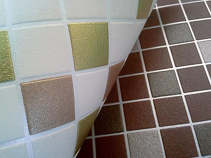 Empapelado de dise o mosaico para cocinas edem 1022 14 for Mosaico para cocina